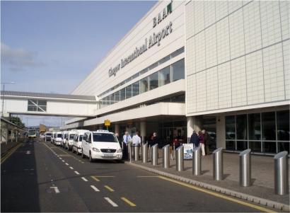 Aeropuerto Internacional de Glasgow