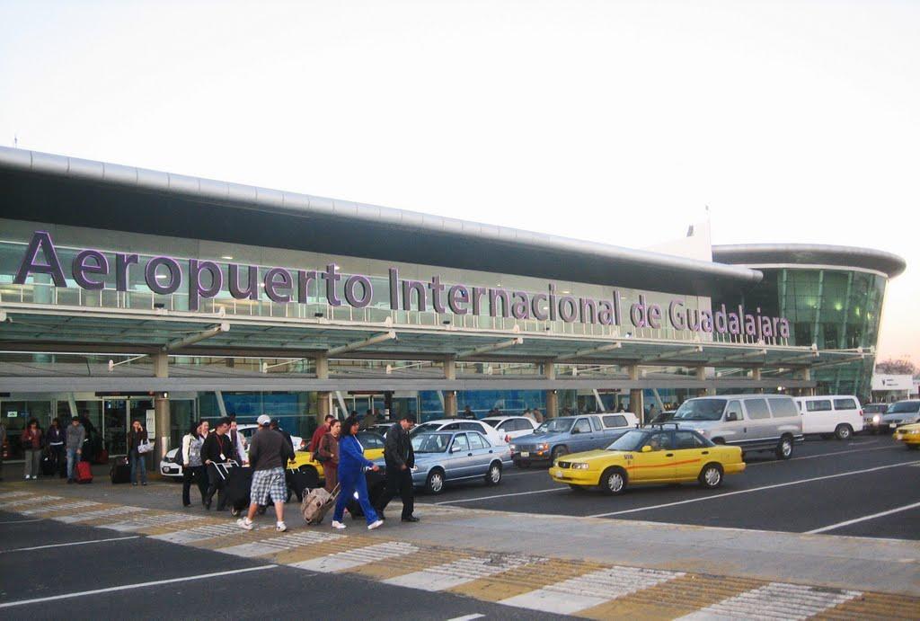 Aeropuerto Internacional de Guadalajara (GDL ...