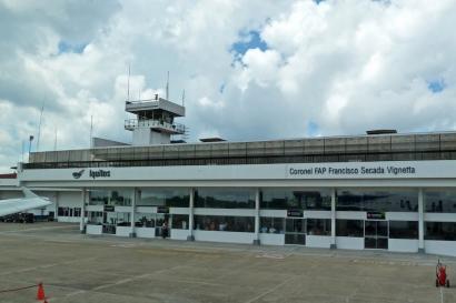 Aeropuerto Internacional de Iquitos