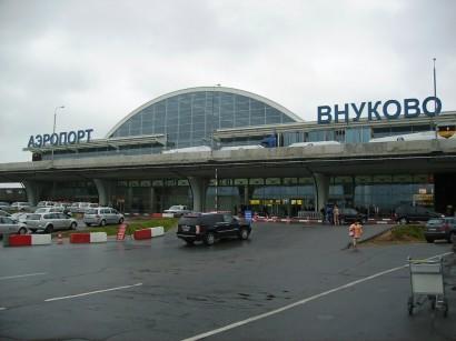 Aeropuerto Internacional de Moscú-Vnukovo