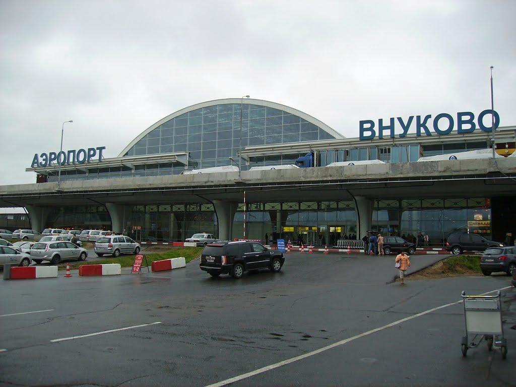 Aeropuerto Internacional De Mosc 250 Vnukovo Vko