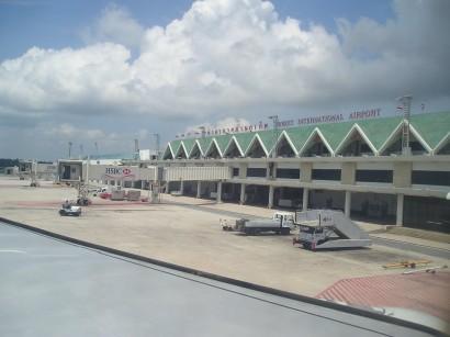 Aeropuerto Internacional de Phuket
