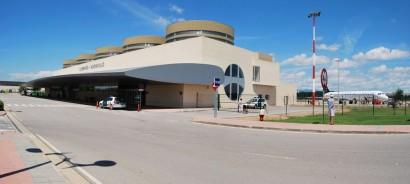 Aeropuerto Logroño Agoncillo