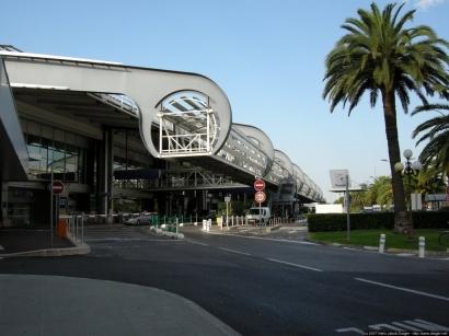 Aeropuerto Niza Costa Azul
