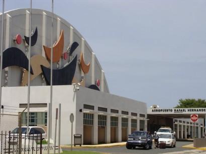 Aeropuerto Rafael Hernández