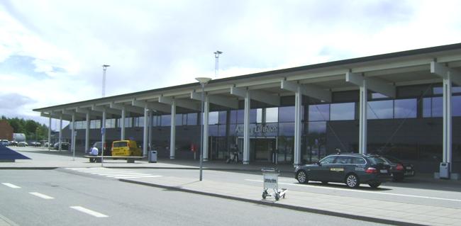 Aeropuerto de Aalborg