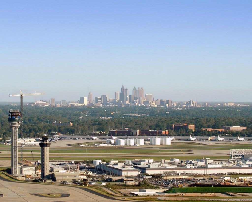 Aeropuerto internacional hartsfield jackson atl for Georgia fotos