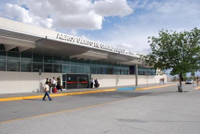 Aeropuerto de Ciudad Juarez