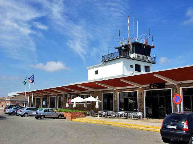 Aeropuerto de c rdoba odb aeropuertos net for Direccion madrid espana