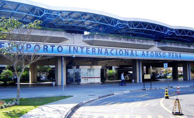 Aeropuerto Internacional de Curitiba