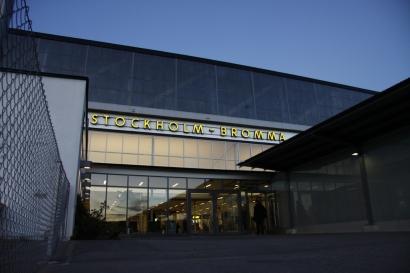 Aeropuerto de Estocolmo-Bromma
