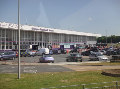 Aeropuerto de Glasgow Prestwick