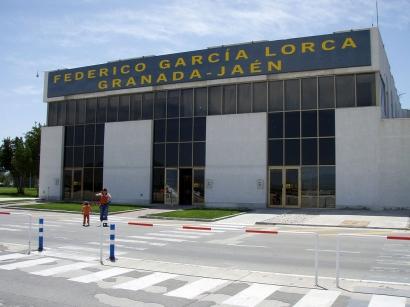 Aeropuerto de Granada Federico García Lorca