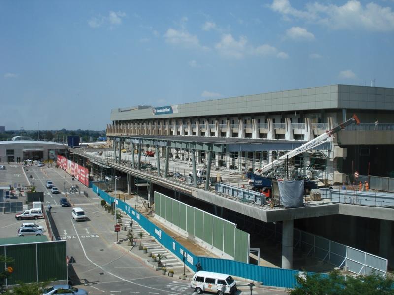 Aeropuerto de J... Lanseria