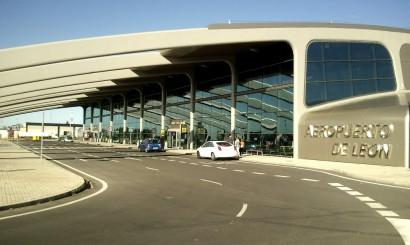 Aeropuerto de León, España