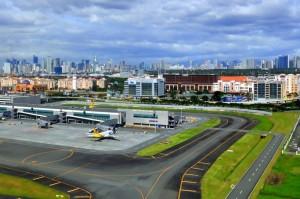 Terminal del Aeropuerto de Manila