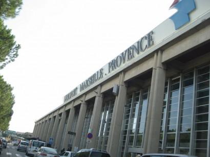 Aeropuerto de Marsella Provenza