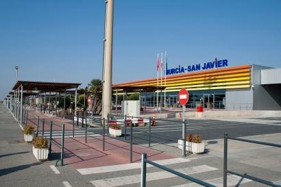 Aeropuerto de Murcia-San Javier