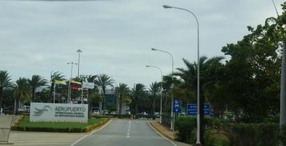 Aeropuerto Internacional Santiago Mariño