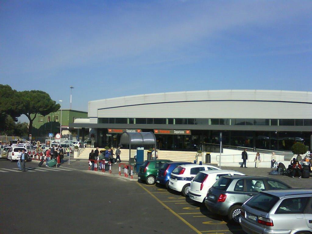 Aeropuerto De Roma Ciampino Cia Aeropuertos Net