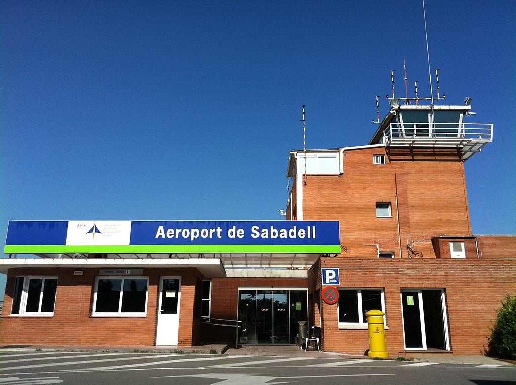 Aeropuerto de sabadell qsa aeropuertos net for Centro de sabadell