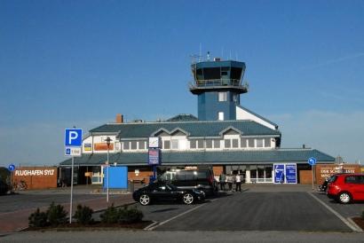Aeropuerto de Sylt