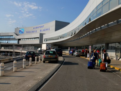 Aeropuerto de Toulouse-Blagnac