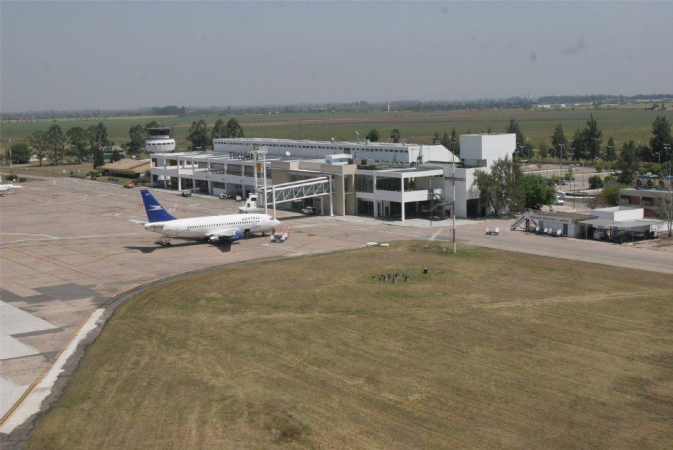 Resultado de imagen para Se inauguró la nueva pista del aeropuerto internacional de Tucumán