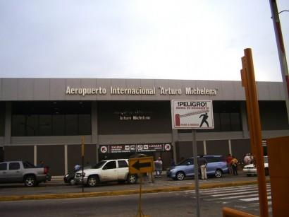 Aeropuerto de Valencia Arturo Michelena