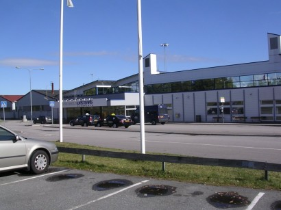 Aeropuerto de Estocolmo-Västerås