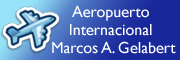 Aeropuerto Internacional Marcos A. Gelabert (PAC)