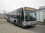 Autobuses en el Aeropuerto de Róterdam