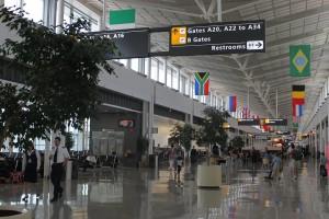 Instalaciones del Aeropuerto Washington-Dulles