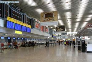 Instalaciones del Aeropuerto de Ginebra