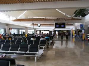 Instalaciones del Aeropuerto de Lanzarote