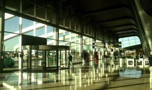Instalaciones del Aeropuerto de León