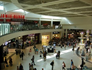 Instalaciones del Aeropuerto de Gatwick