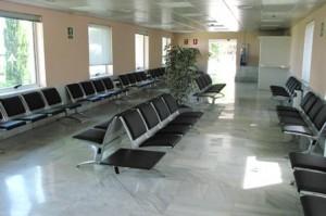 Instalaciones del Aeropuerto de Madrid Torrejón