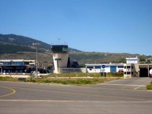 Instalaciones del Aeropuerto de Melilla