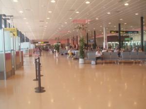 Instalaciones del Aeropuerto de Murcia