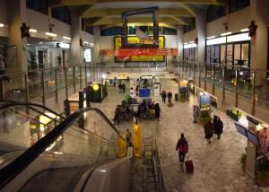 Instalaciones del Aeropuerto de Pisa