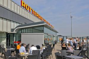 Instalaciones del Aeropuerto de Róterdam