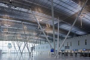 Instalaciones del Aeropuerto de compostela