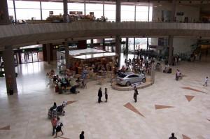 Instalaciones del Aeropuerto de Tenerife Norte