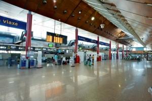 Instalaciones del Aeropuerto de Vigo