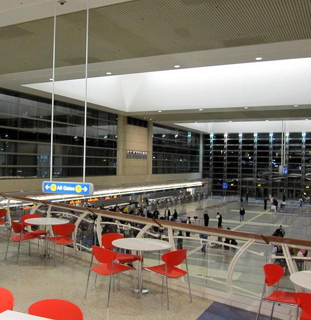 Aeropuerto Internacional De Los 193 Ngeles Lax