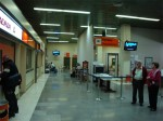 Instalaciones del terminal de Badajoz