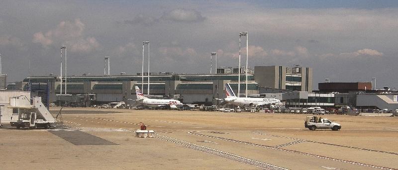 Llegadas De Vuelos Aeropuerto De Roma Fiumicino