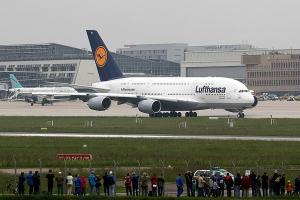 Llegadas de vuelos al Aeropuerto de Stuttgart