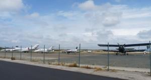 Llegadas de vuelos al Aeropuerto de Sylt